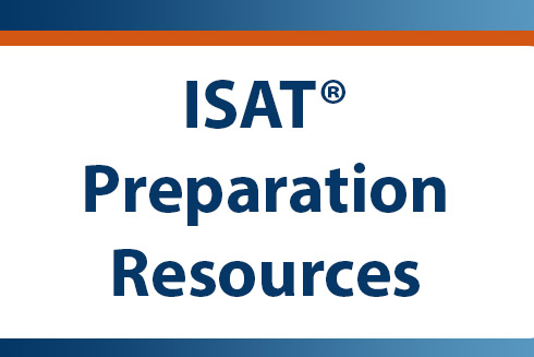 isat-preparation-resources