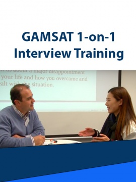 gamsat-1-on-1-medical-interview-training