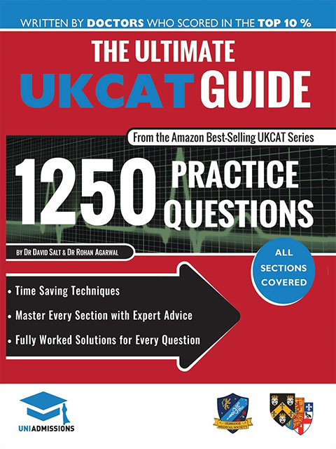 NIE Book Shop - UCAT & Interview Prep  - UCAT Preparation