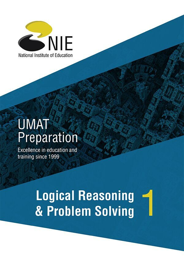 UMAT Logical Reasoning and Problem Solving
