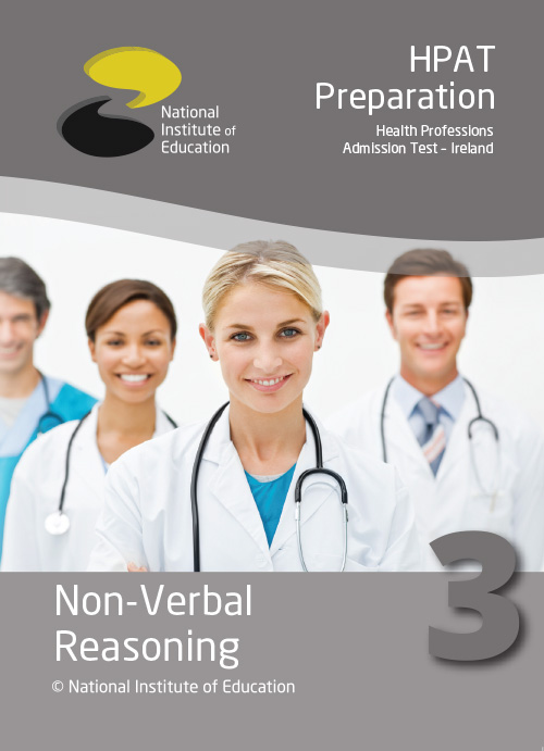 HPAT 2018 Course Book 3 : Non-verbal Reasoning