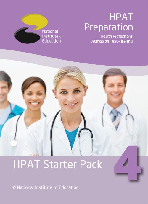 Book 4 : HPAT 2018 Starter Pack