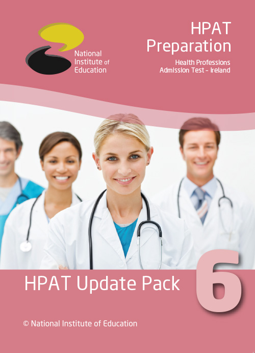 Book 6 : HPAT 2018 Update Pack