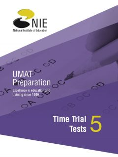 Book 5 : UMAT Time Trial Tests