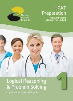 HPAT 2019 Course Book 1 : Logical Reasoning and Problem Solving