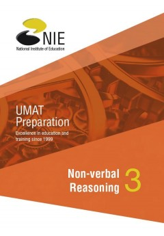 Book 3 : UMAT Non-verbal Reasoning