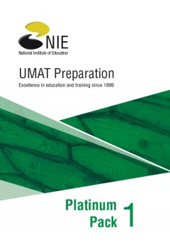 Book 9: UMAT Platinum Pack 1