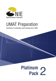 Book 10 : UMAT Platinum Pack 2