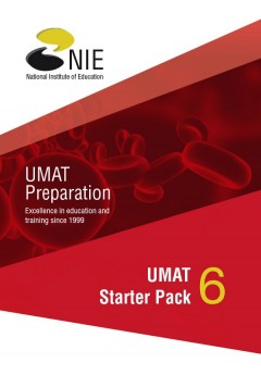 Book 6 : UMAT 2018 Starter Pack