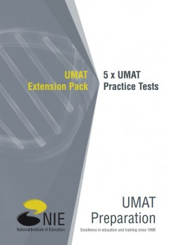 UMAT Extension Pack: 5 x UMAT Practice Tests