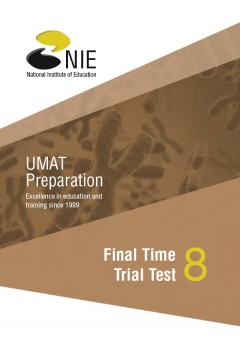 Book 8 : UMAT Practice Test