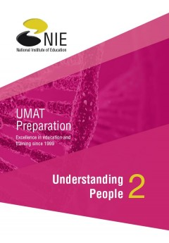 Book 2 : UMAT Understanding People